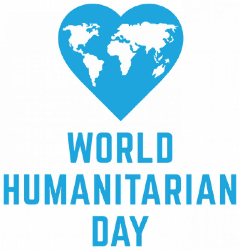 World Humanitarian Day being marked today
