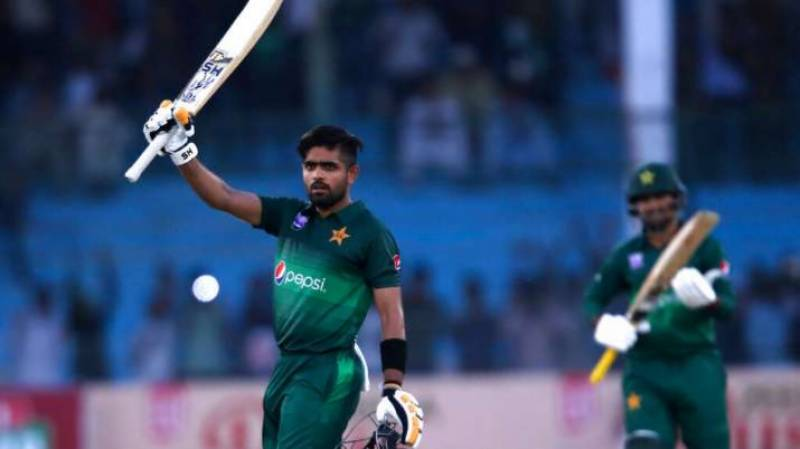 Babar Azam, world's only batsman inside top-five rankings across all formats