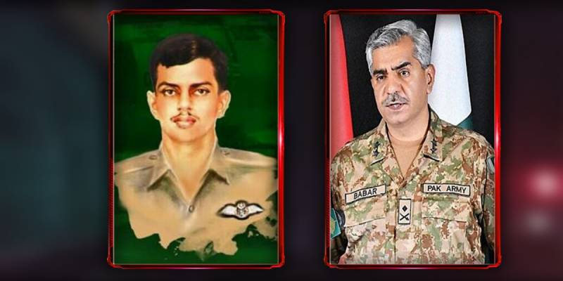 Rashid Minhas lived up to great traditions of PAF serving the motherland, DG ISPR