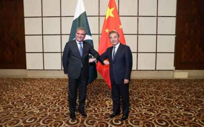 China, Pakistan agree to enhance cooperation in developing Covid-19 vaccine