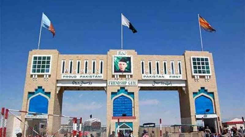 Pak-Afghan border at Chaman opened for pedestrians's movement