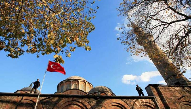 Turkey converts another church into mosque after Hagia Sophia