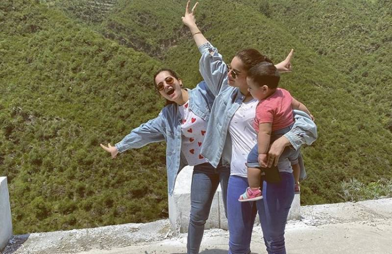 Aiman, Minal Khan giving us major travel inspiration on Instagram