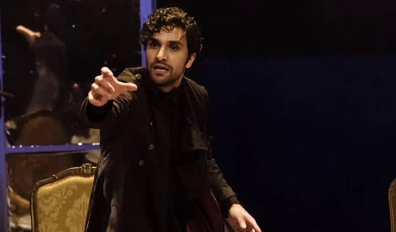 Ahad Raza Mir postpones production of 'Hamlet' because of coronavirus