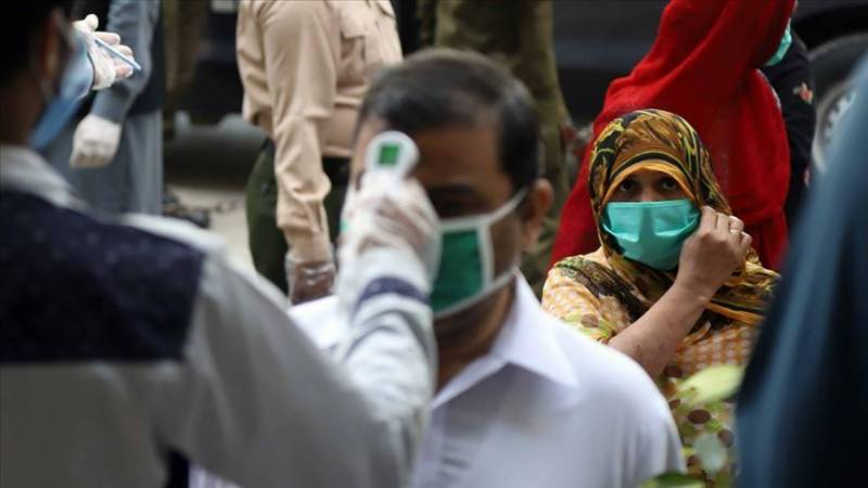 Pakistan reports 12 new deaths from coronavirus
