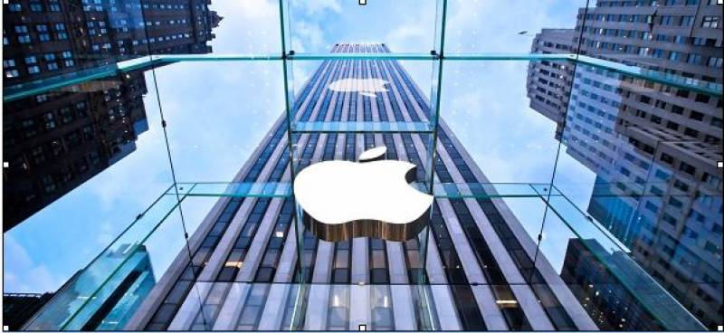 Apple is now officially listed as $2 trillion Company