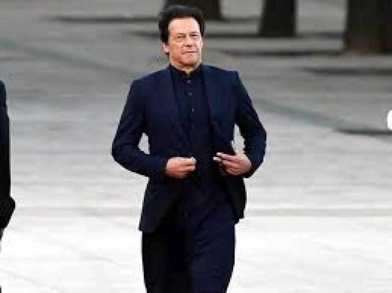 "PM Imran Khan declared ""Man Of The Year"""