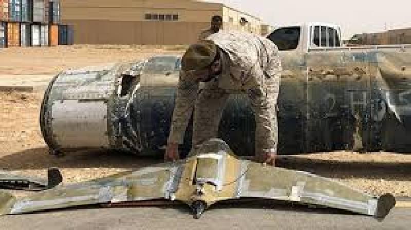 Saudi-led coalition in Yemen destroy Houthi rebels' drone and ballistic missile