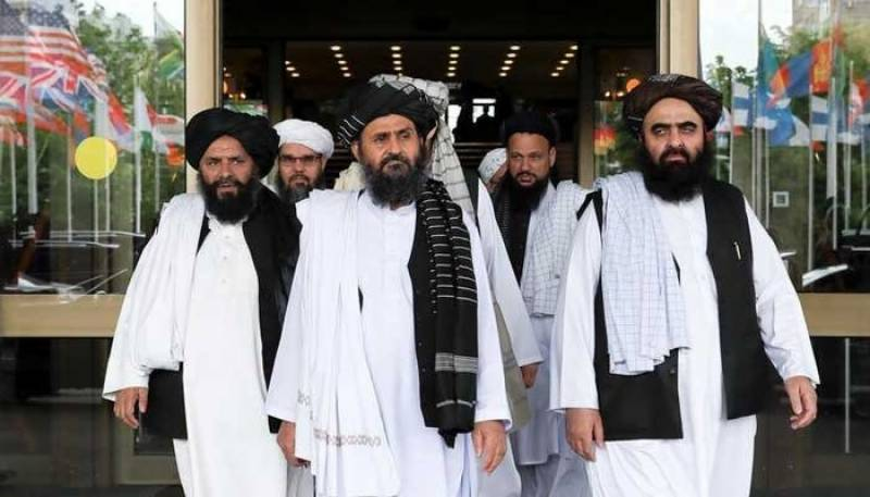 Taliban delegation arrives in Islamabad for Afghan peace talks