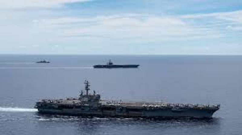 China holds another round of naval drills in South China Sea