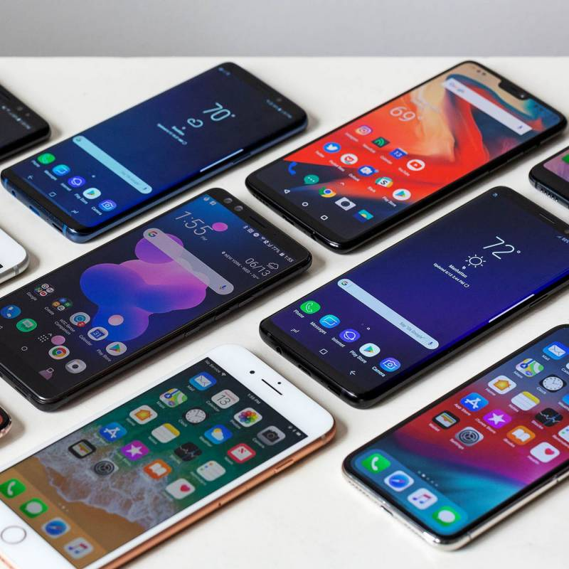 Mobile phone imports increase 89.03 % during July 2020
