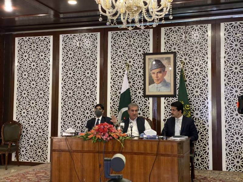 Pakistani FM backs joint statement by J&K parties to restore Article 370, 35A