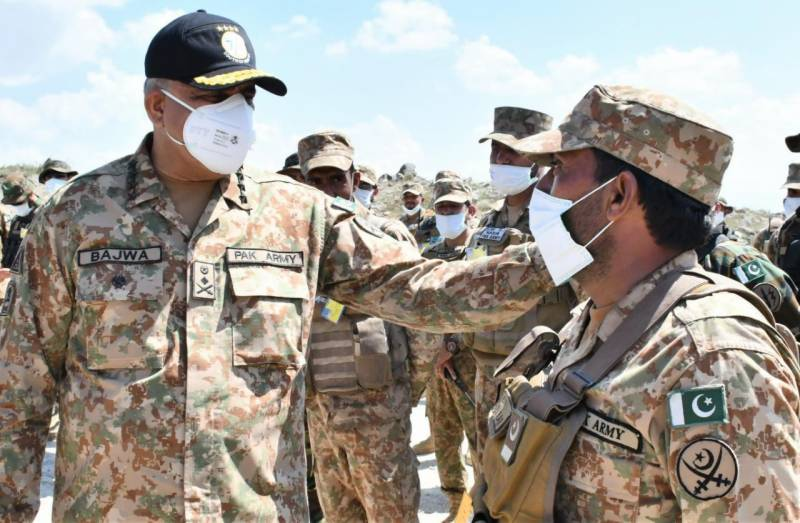'We are committed to peace and stability,' says COAS Bajwa during N. Waziristan visit