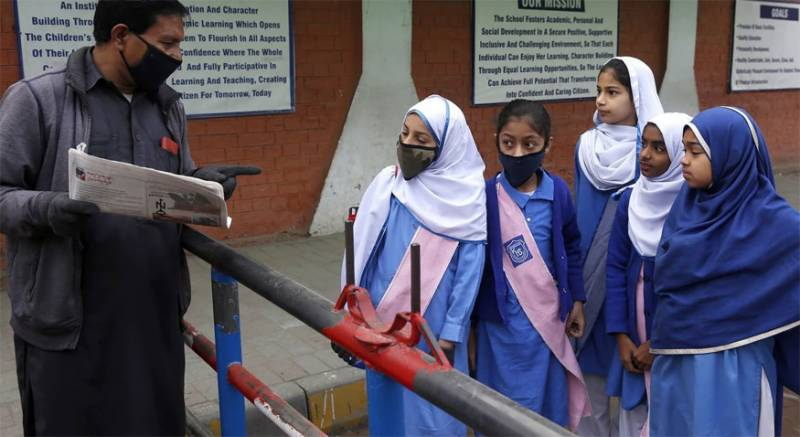 KP announces strict SOPs for schools amid COVID-19 pandemic