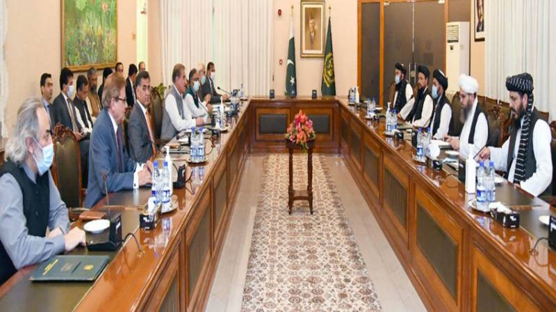 Pakistan cautions Afghan Taliban against 'spoilers' who want no peace in region