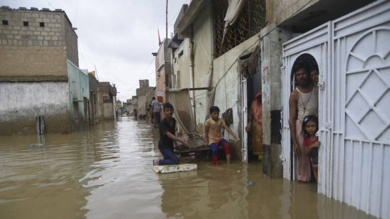 Rain emergency declared in Sindh as Karachi suffers after heavy rains