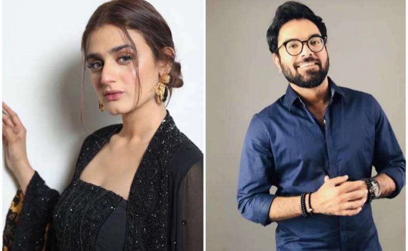Yasir Hussain, Hira Mani's dance on 'You Are My Soniya' goes viral