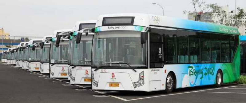 Pakistan to become first-ever South Asian country to have electric buses