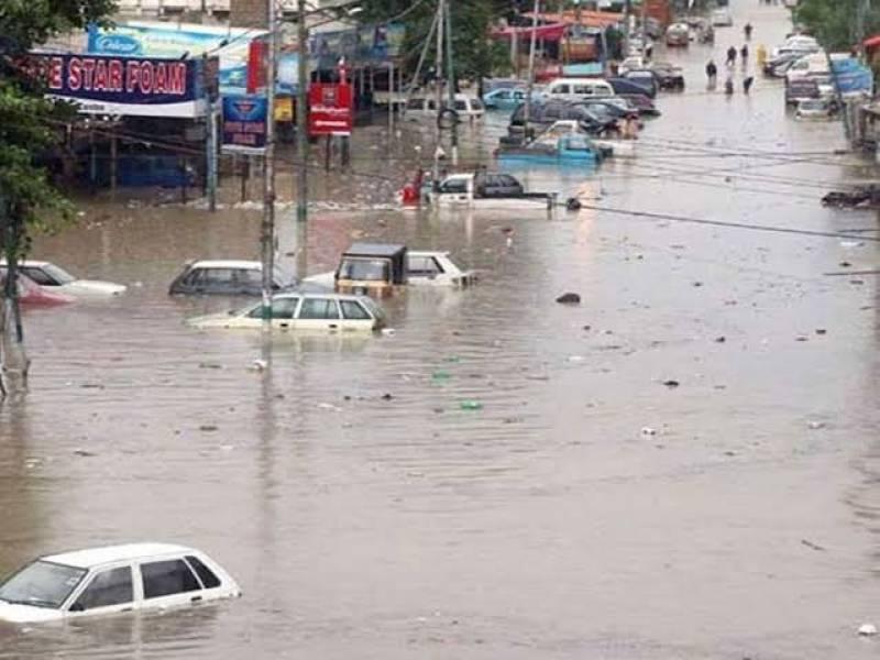 Rain kills 90 in Pakistan, disrupt life in Karachi