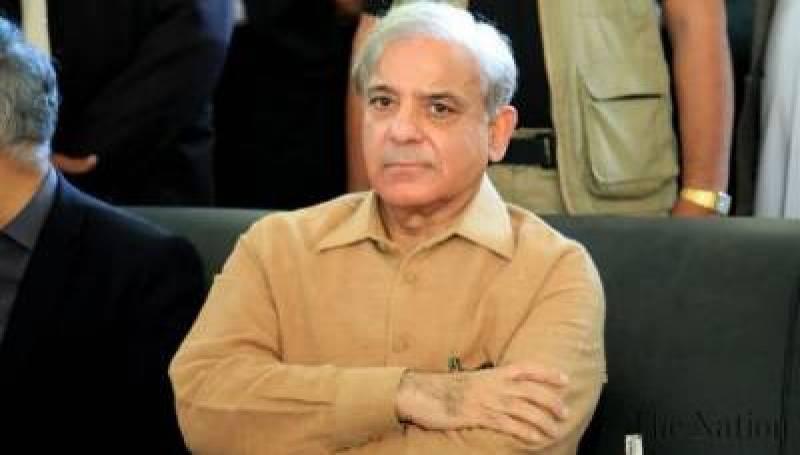 Money laundering case: Shehbaz Sharif appears before NAB court