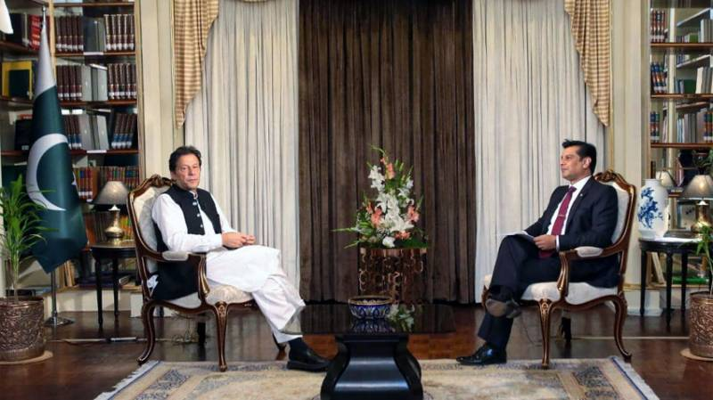 No past government has ever been blackmailed to this extent: Pakistan PM