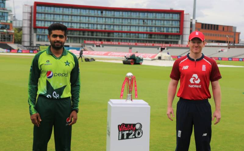 Pakistan face England in first T20 tomorrow