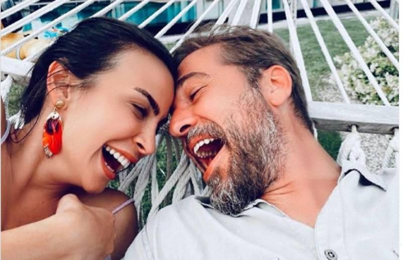 Engin Altan Duzyatan and wife celebrate sixth wedding anniversary