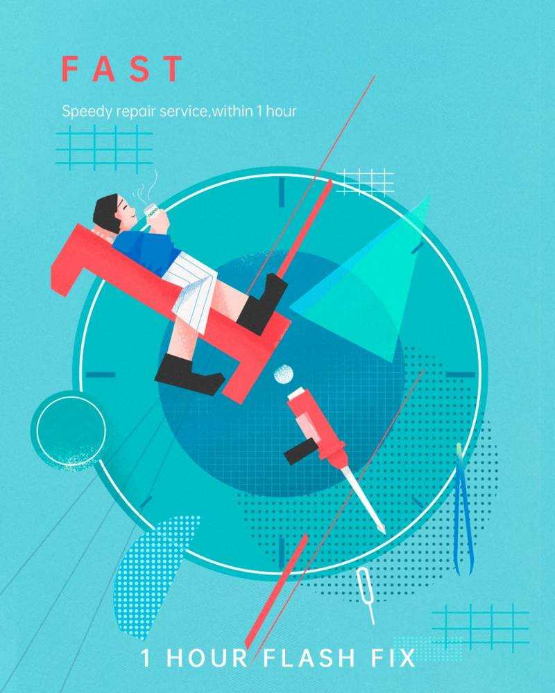OPPO 1 Hour Flash Fix - Fast, Reliable,and Convenient Repair Service