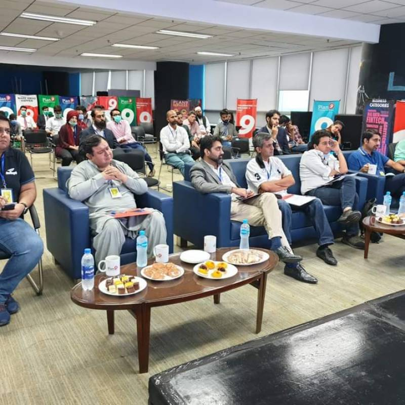 "PITB's Tech Incubator ""Plan9"" opens three-day launchpad-15"