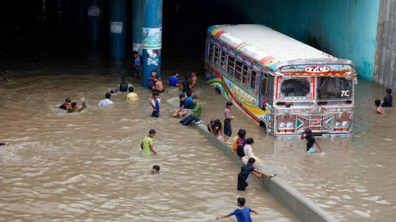 Rain related incidents claim 25 lives in Karachi