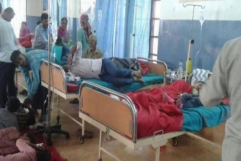 43 hospitalised in Karachi after drinking substandard cold drink