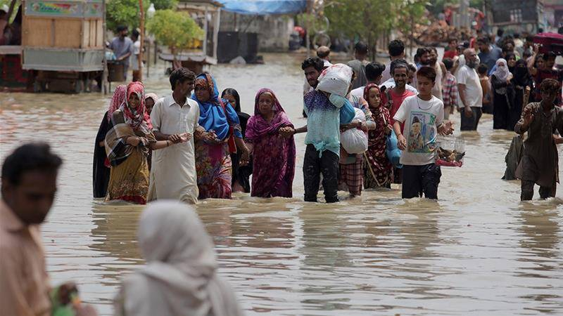 Karachi, Hyderabad among four cities declared calamity-hit areas