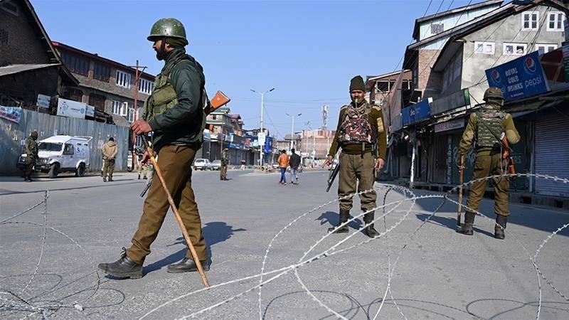 Indian army kills 7 people in held Kashmir