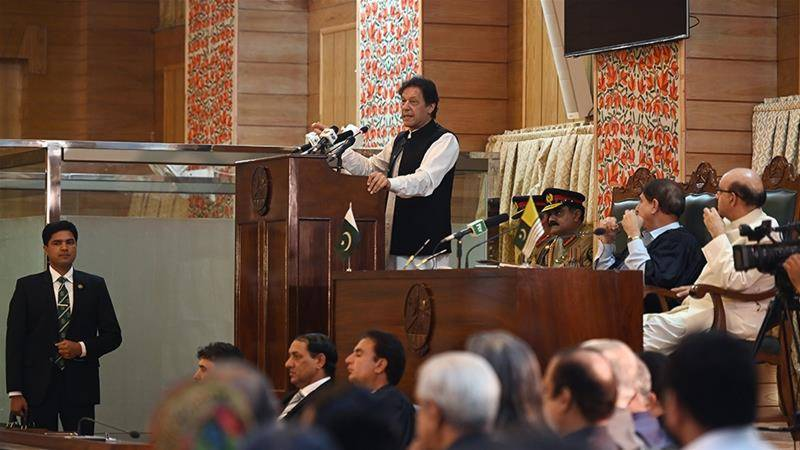 Kashmiris should be inspired by Karbala to fight Indian tyranny: Pakistan PM