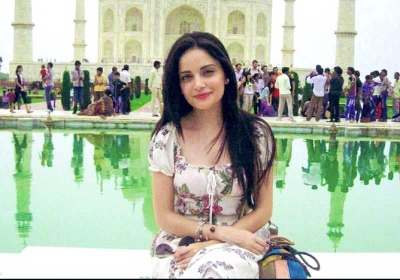 Armeena Rana Khan takes a trip down memory lane