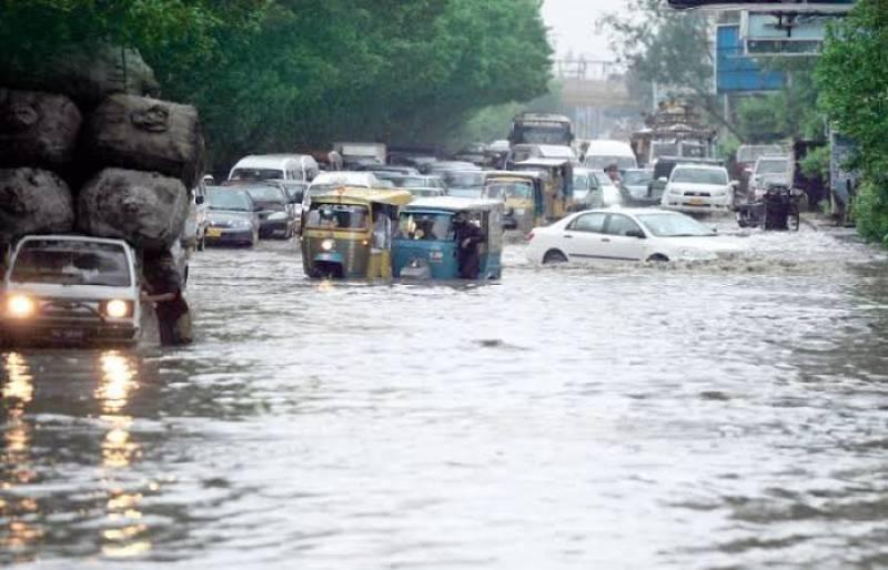 Karachi to receive more rain on Monday evening