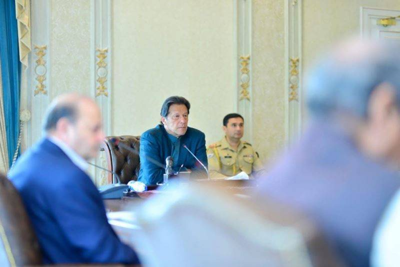 Pakistan PM warns 'tough action' against people fanning sectarianism