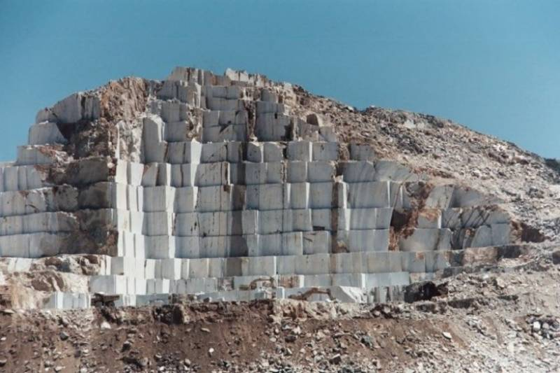 Pakistan to establish three 'marble cities' in Balochistan