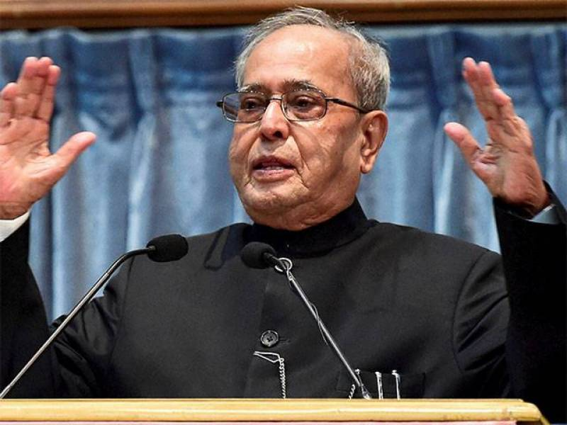 Former Indian president Pranab Mukherjee dies after contracting COVID-19