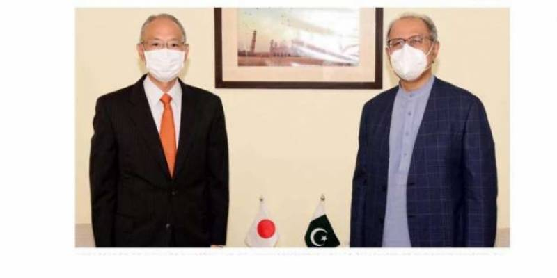 Japan announce to provide debt relief to Pakistan