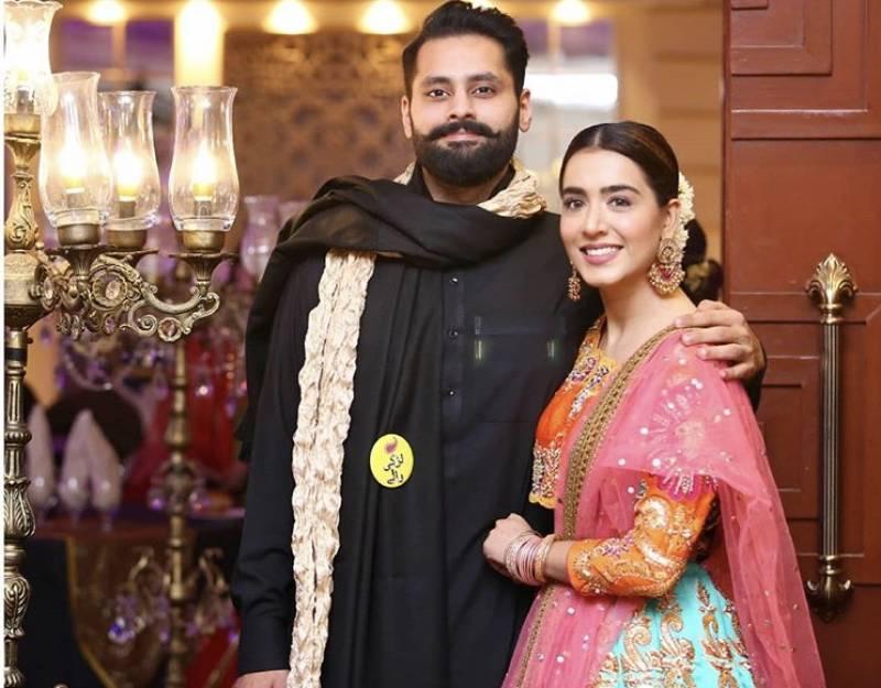 """Jibran Nasir is Mansha Pasha's """"favourite person"""""""