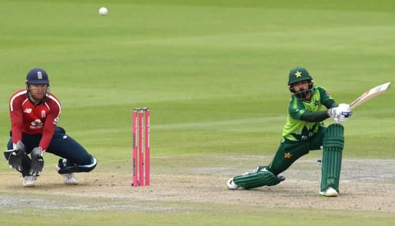 Third T20 — Pakistan set target of 191 runs for England
