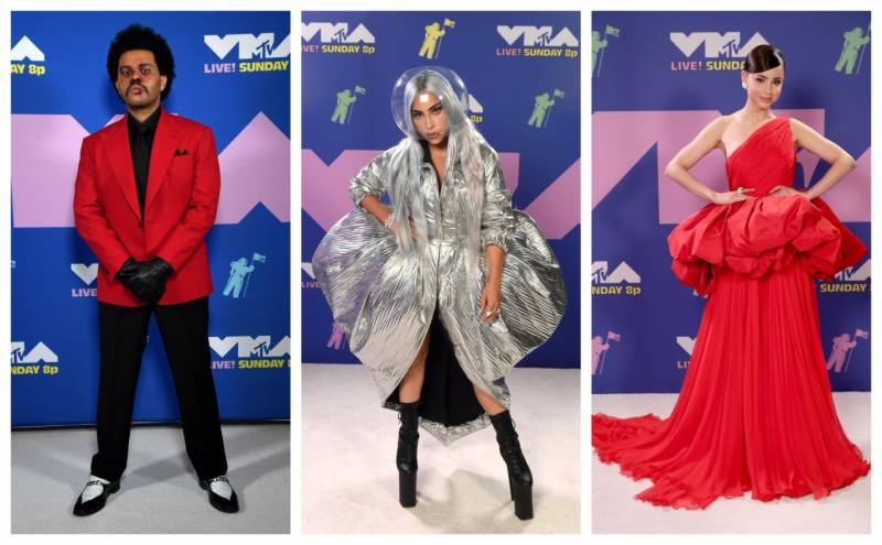MTV VMAs 2020 – Here are some of the most splendid red carpet looks from the event
