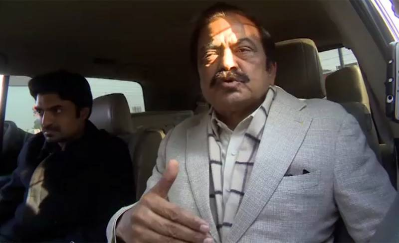 NAB summons Rana Sanaullah in assets-beyond-means case
