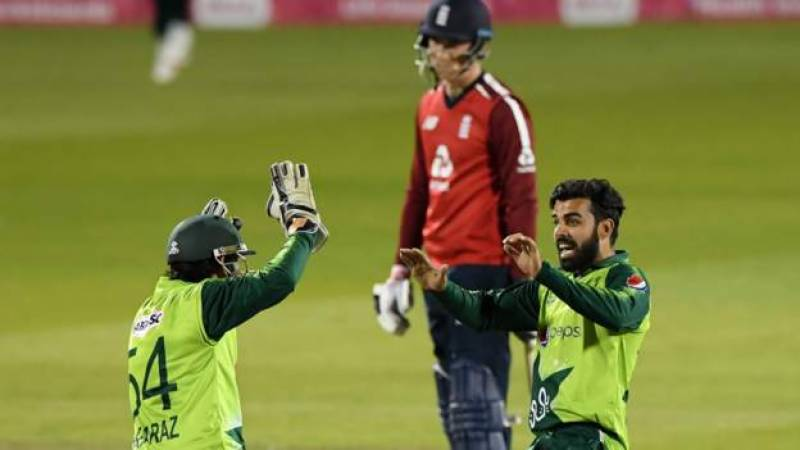 Pakistan beat England by five runs in 3rd T-20
