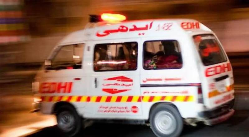 Two killed in Khushab roof collapse incident