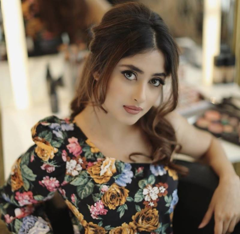 Sajal Aly is a sight for sore eyes in her recent Instagram post