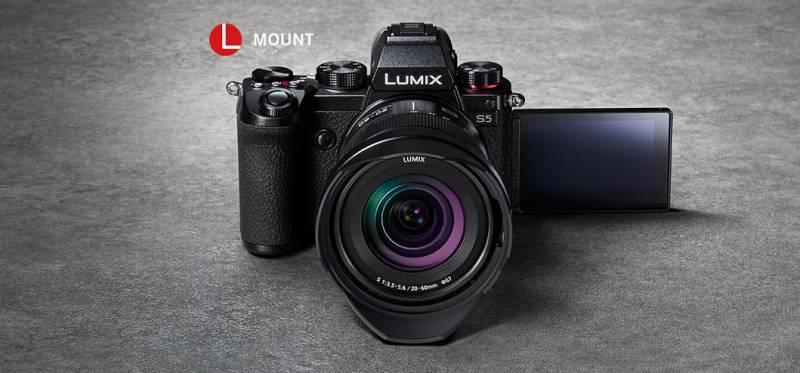 Panasonic unveils latest hybrid full-frame mirrorless camera LUMIX S5