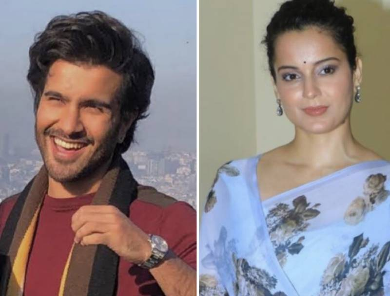 Feroze Khan calls out Kangana Ranaut for spewing hate towards Pakistan
