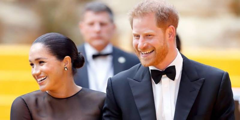 Prince Harry and Meghan sign multi-year Netflix deal